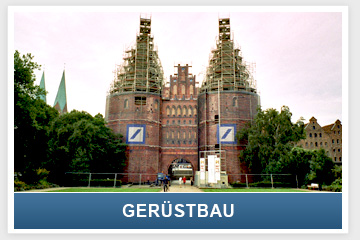 Gerüstbau Oldenburg in Lübeck
